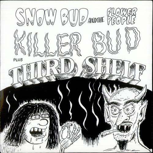 Killer Bud / Third Shelf - Sub Pop single August 1993