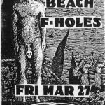 Napalm Beach, F-Holes