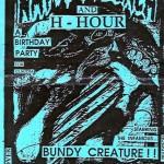 Napalm Beach, H-Hour, Bundy Creature