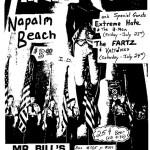 Napalm Beach Hardcore Party