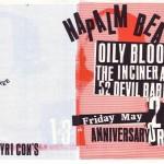 Napalm Beach, Oily Bloodmen, Incinerators, 52 Devil Babies
