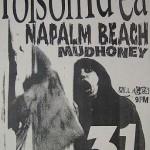 Poison Idea, Napalm Beach, Mudhoney