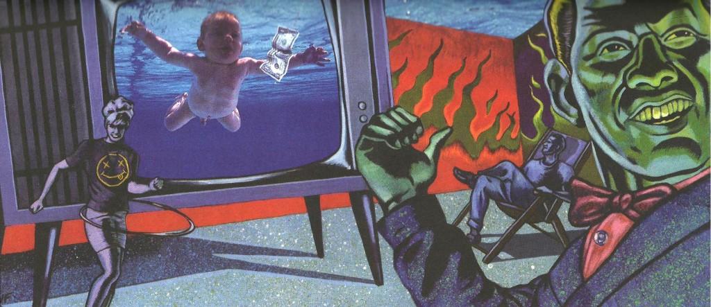 Nirvana on Saturday Night Live 1992